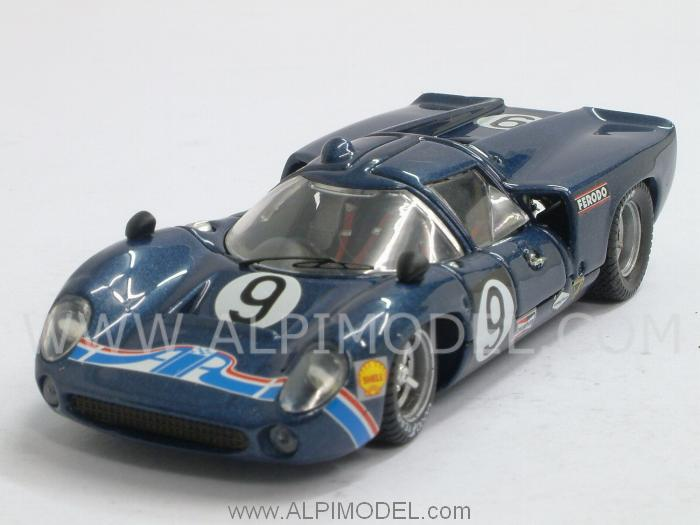 Lola  T70 Coupe #9 Daytona 1969 Jordan - Patrick by best-model