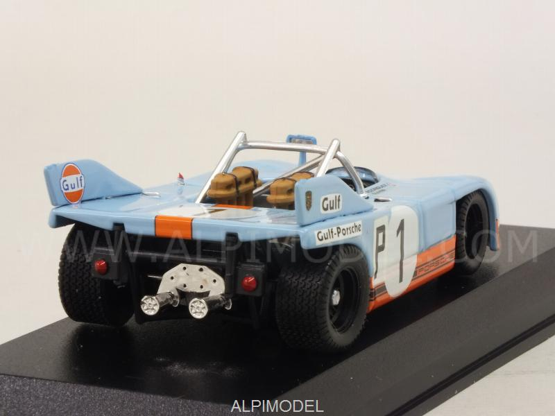 Porsche 908/3 #1 Nurburgring 1971 Rodriguez - Siffert - best-model