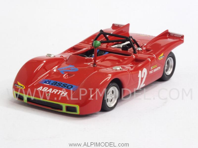 Abarth SP 2000 #12 Targa Florio 1971 Taramazzo - Ostini by best-model
