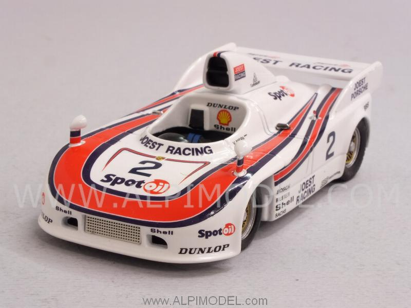 Porsche  908/04 #2 Nurburgring 1981 V.Merl by best-model