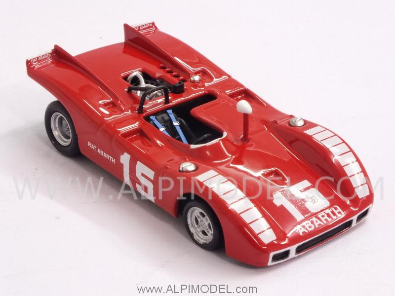 Best Model 9565 Abarth 2000 Sp 15 Nurburgring 1970 K