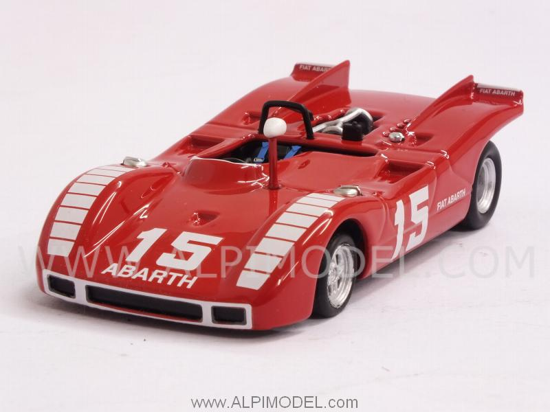 Abarth 2000 SP #15 Nurburgring 1970 K. Ahrens Jr. by best-model