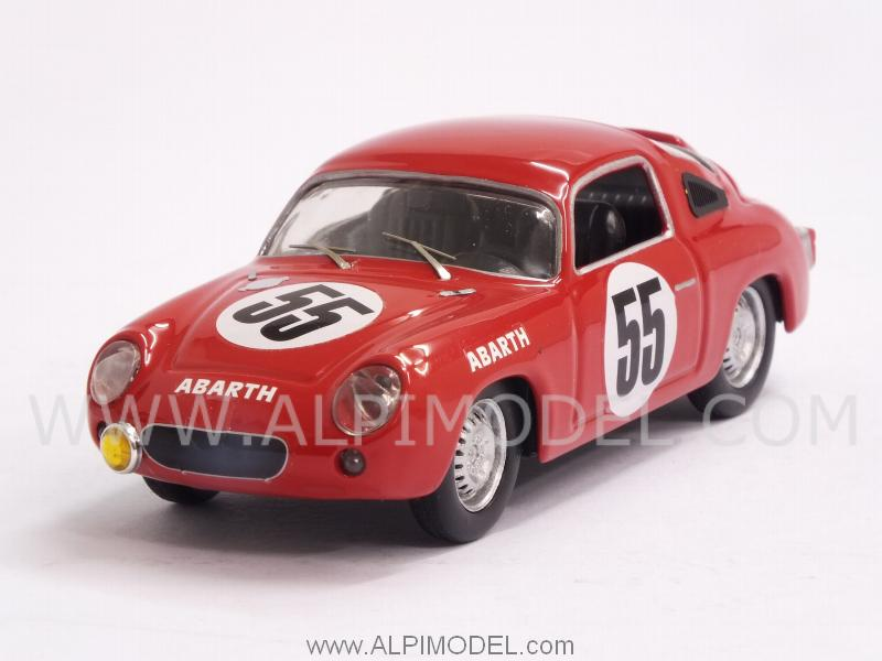 Abarth 700 S  #55 Le Mans 1961 Condrillier - Foitek by best-model