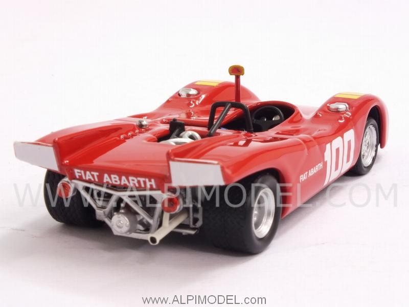 Best Model 9573 Abarth 2000 Sp Gp Enna 1970 Arturo