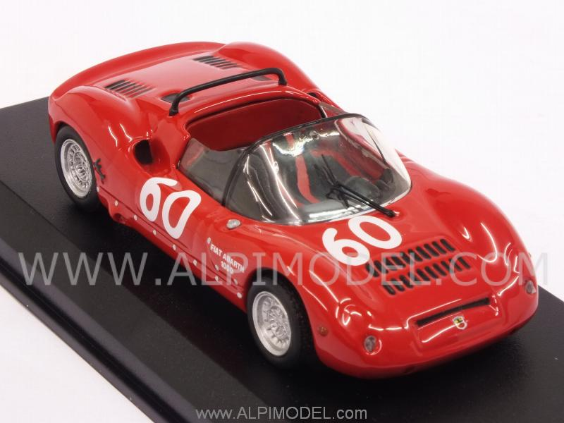 Abarth 1000 SP #60 Monza 1968 Pal Joe - Botalla - best-model