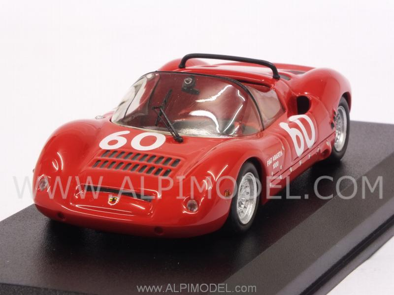 Abarth 1000 SP #60 Monza 1968 Pal Joe - Botalla by best-model