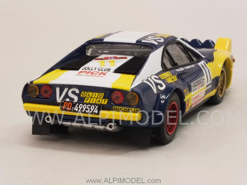 Ferrari 308 GTB #11 Rally Elba 1980 Nico - Barban - best-model