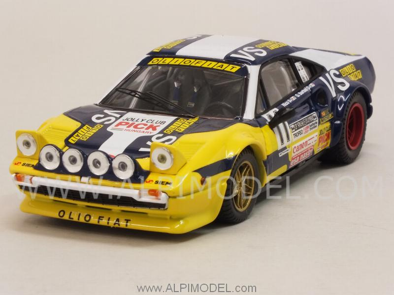Ferrari 308 GTB #11 Rally Elba 1980 Nico - Barban by best-model