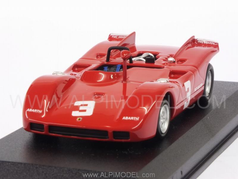 Best Model 9631 Abarth 2000 Sp 3 2nd European 2 Litre
