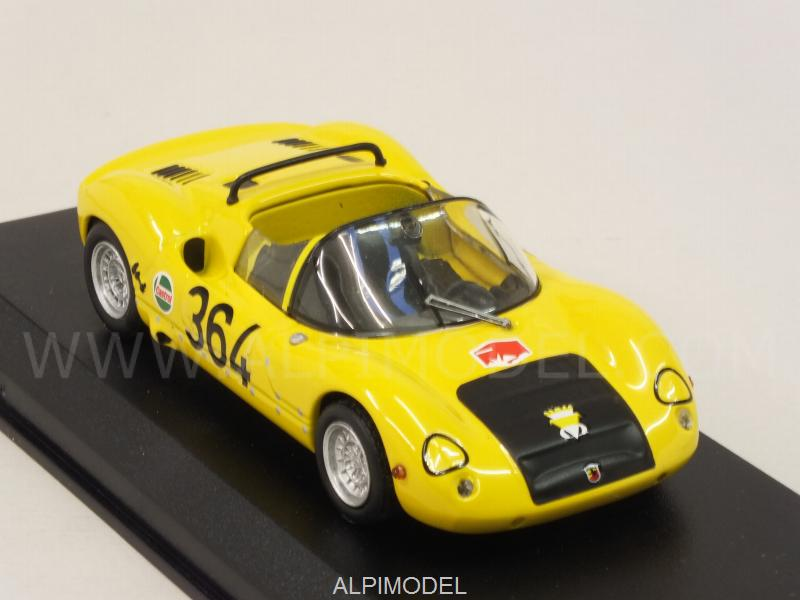 Abarth 1000 SP #364 Rovereto-Asiago 1971 M.Baldo - best-model