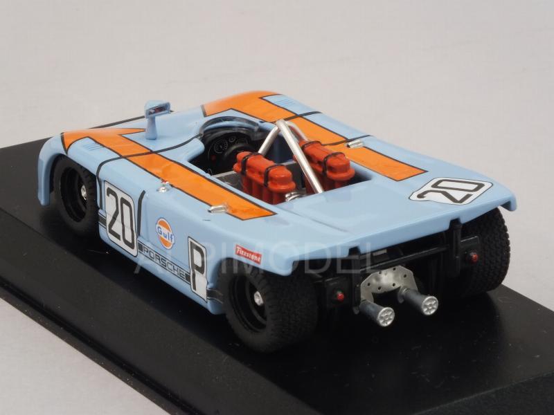 Porsche 908//03 #20 1000Km Nurburgring 1970 Siffert Redman BEST 1:43 BE9681 Model