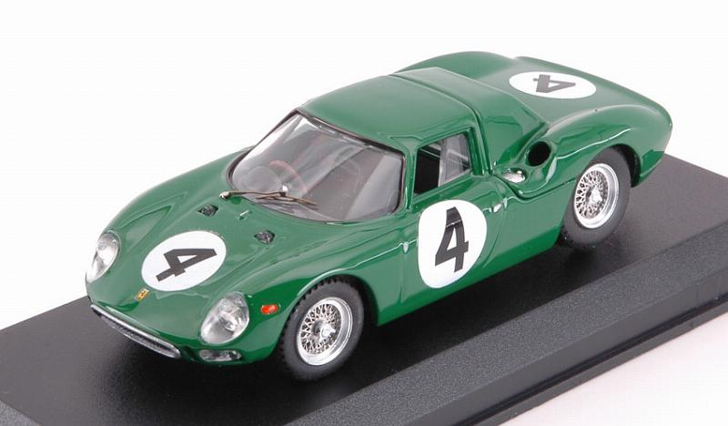 Ferrari 250 LM #4 Tourist Trophy 1964 David Piper by best-model