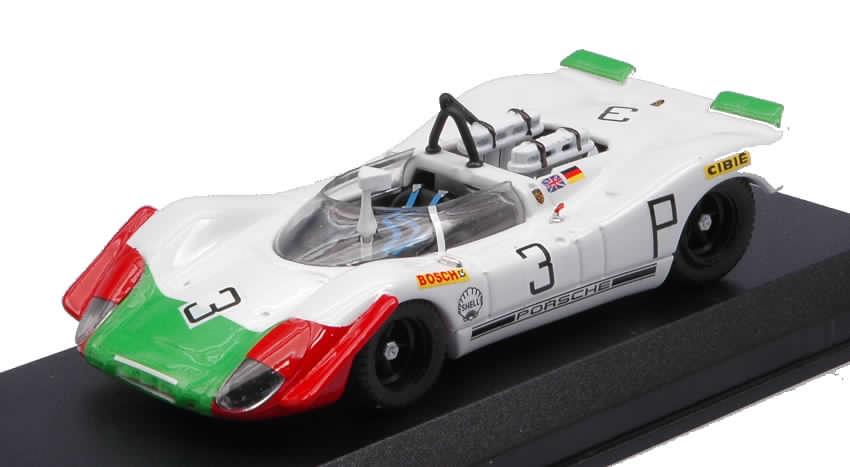Best model porsche 908//2 bes9771 #3-1000 km nurburgring 1969 elford 1//43