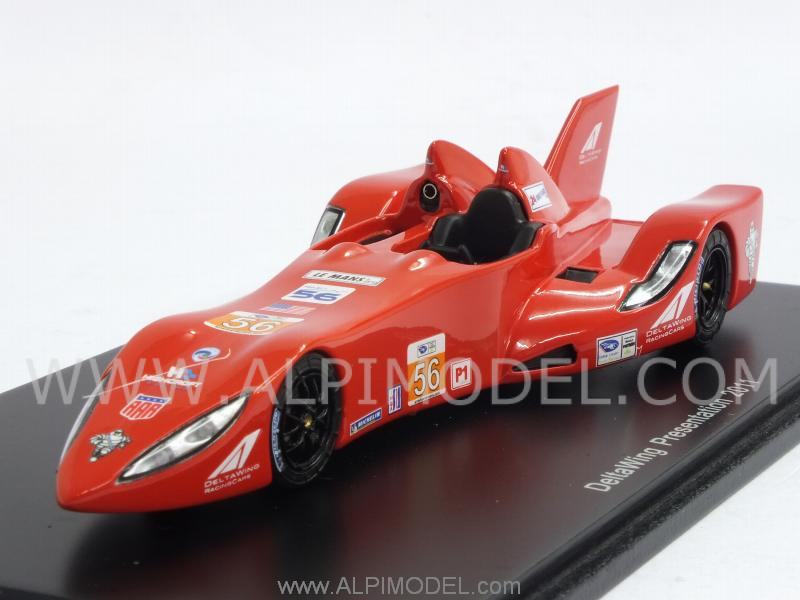 Deltawing Presentation 2011 by bizarre