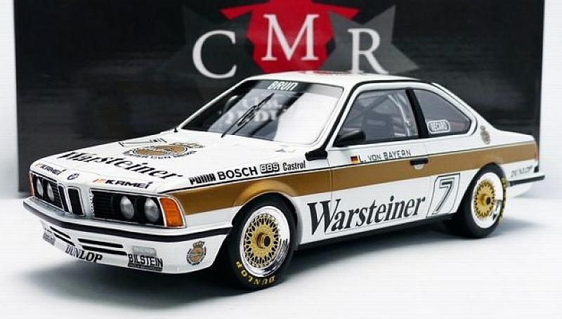 BMW 635 CSi #7 DPM 1984 Warsteiner by cmr
