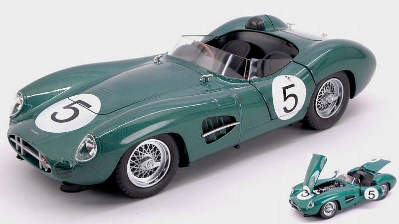 Aston Martin DBR1 #5 Winner Le Mans 1959 Shelby - Saalvadori by cmr