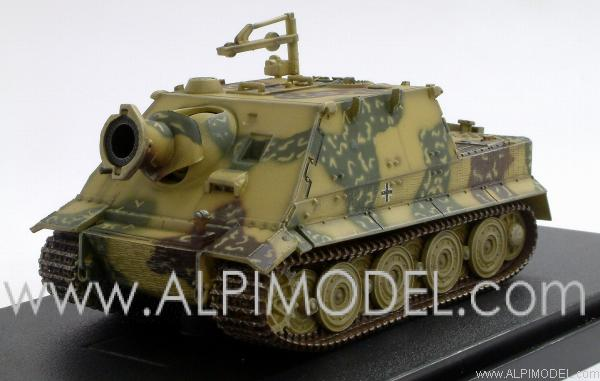 38cm Rw6i Auf Sturmtiger Zimmerit Germany March 1945 by dragon-armor