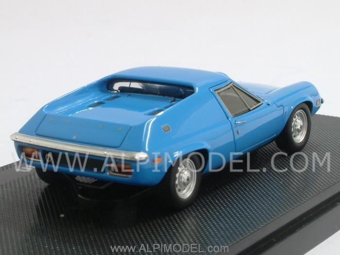 Lotus Europa S2 Type 65 1969 (Light Blue) - ebbro