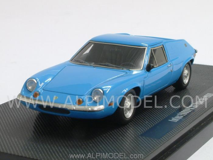 Lotus Europa S2 Type 65 1969 (Light Blue) by ebbro