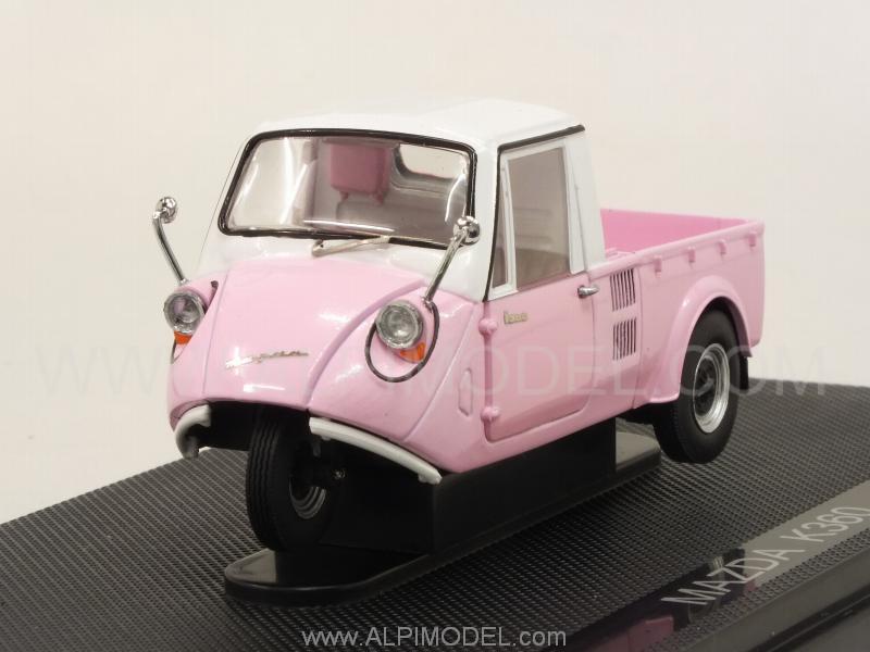 Ebbro 44412 Mazda K360 Pick Up 1959 Pink White 1 43