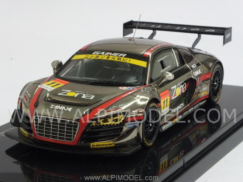 Ebbro Audi R8 Lms 11 Supergt 300 2012 Tanaka Hiranaka 1
