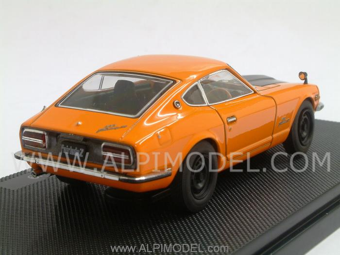 Nissan Fairlady Z432 1969 (Orange) - ebbro