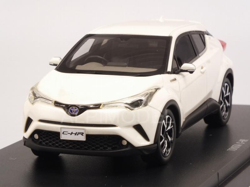 Toyota C-HR 2016 (White Pearl Crystal Shine) by ebbro