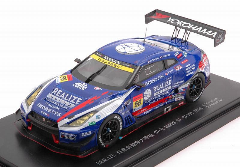 Nissan Realize GT-R #56 SuperGT300 2019 Hiramine - Fenestraz by ebbro