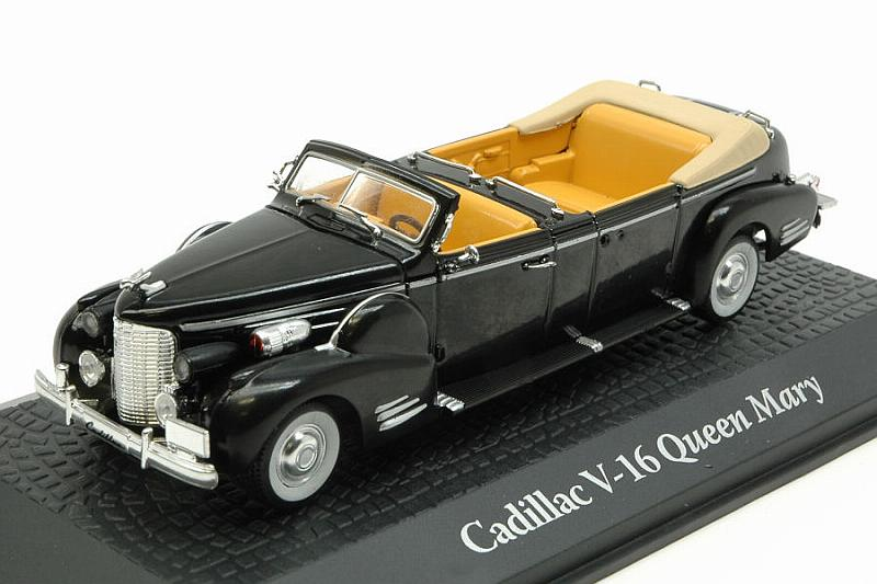 Cadillac V-16 Queen Mary - Harry Truman 1948 by edicola