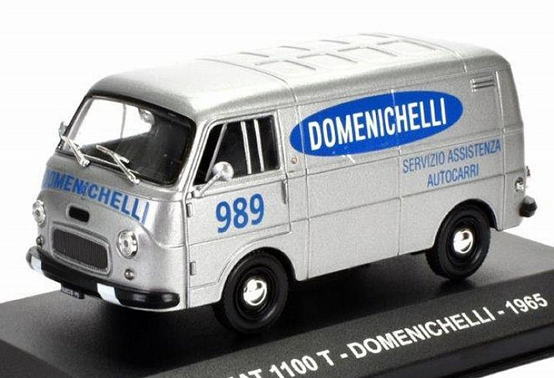 Fiat 1100T Domenichelli 1965 by edicola