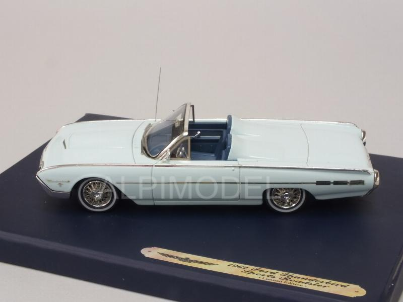 Ford Thunderbird Sport Roadster (Sky Mist Blue) - genuine-ford-parts