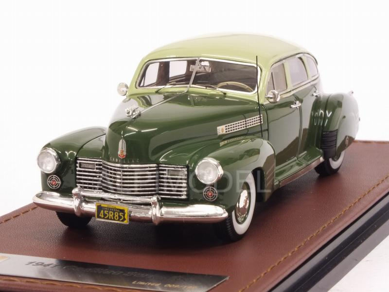 Cadillac Series 63 1941 (Green) by glm-models