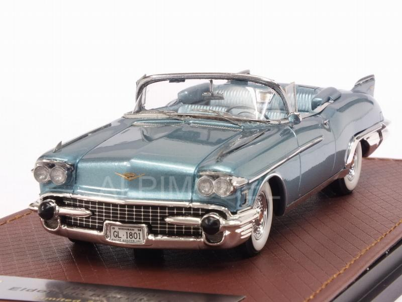 Cadillac Eldorado Biarritz open 1958 (Light Blue Metallic) by glm-models