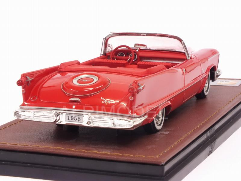 Chrysler Imperial Crown Convertible 1958 (Red) - glm-models