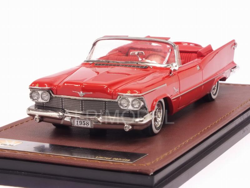 Chrysler Imperial Crown Convertible 1958 (Red) by glm-models