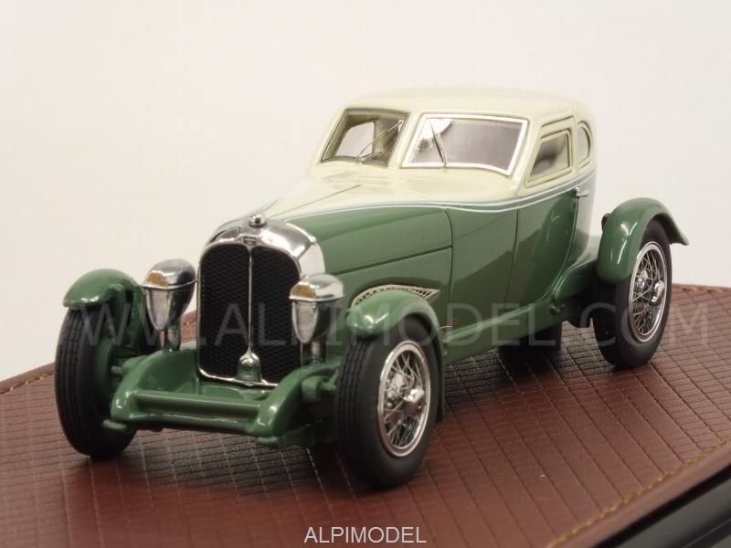 Auburn Cabin Speedster 1929 (Green) by glm-models