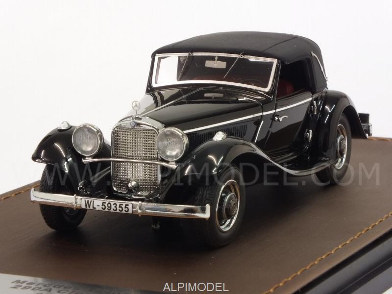 Mercedes 290A Cabriolet 1936 (Black) closed by glm-models