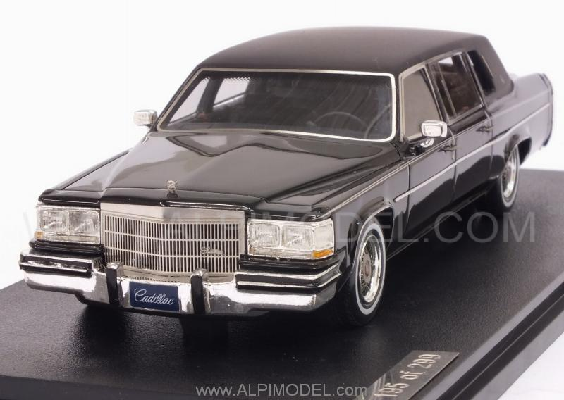 Cadillac Fleetwood Formal Limousine 1984 (Black) by glm-models