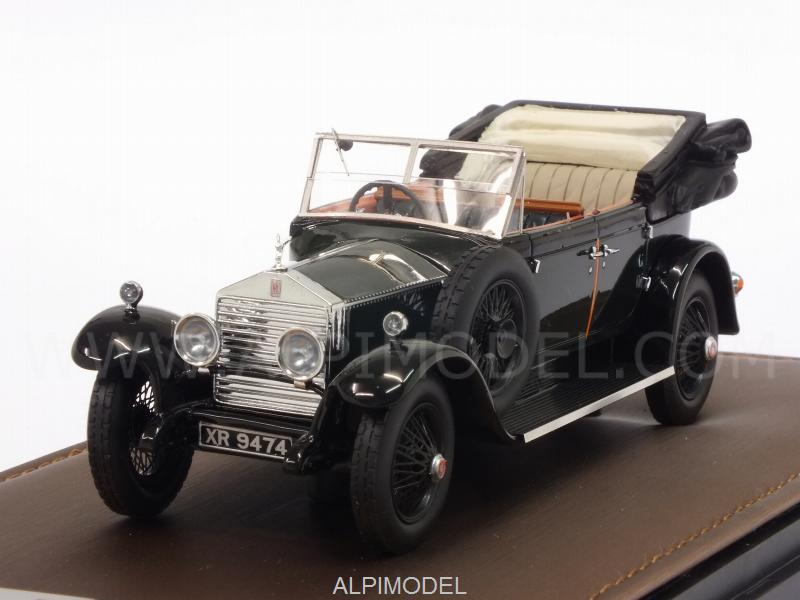 Rolls Royce 20 HP Barker Touring Limousine Open 1923 (Dark Green) by glm-models