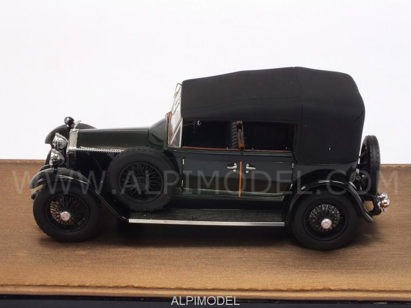Rolls Royce 20 HP Barker Touring Limousine Closed 1923  (Dark Green) - glm-models
