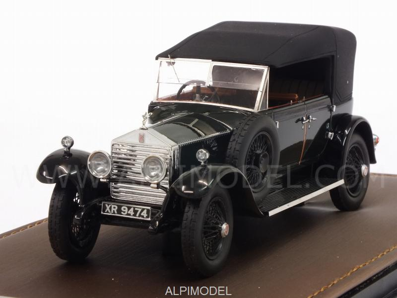 Rolls Royce 20 HP Barker Touring Limousine Closed 1923  (Dark Green) by glm-models