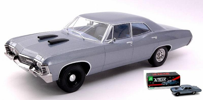 Chevrolet Impala Sport Sedan 1967 A Team by greenlight