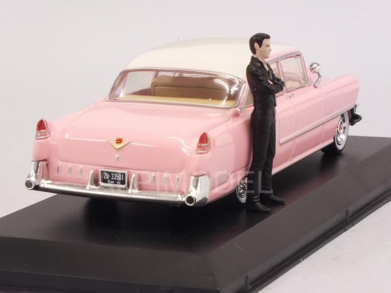 Cadillac Fleetwood Series 60 Elvis Presley (with figurine) - greenlight