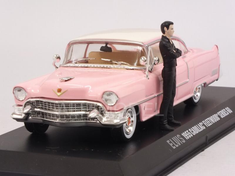 Cadillac Fleetwood Series 60 Elvis Presley (with figurine) by greenlight