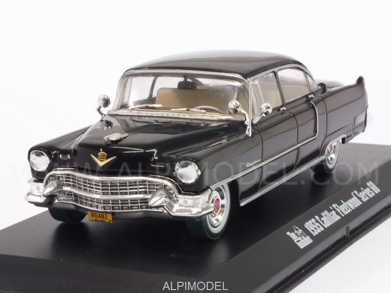 Cadillac Fleetwood Series 60 1955 The Godfather (Pink) by greenlight