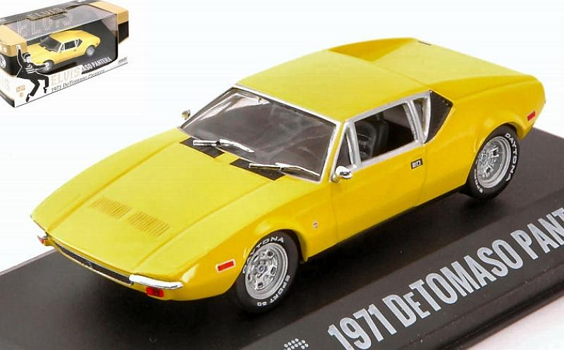 De Tomaso Pantera 1971 Elvis Preley by greenlight