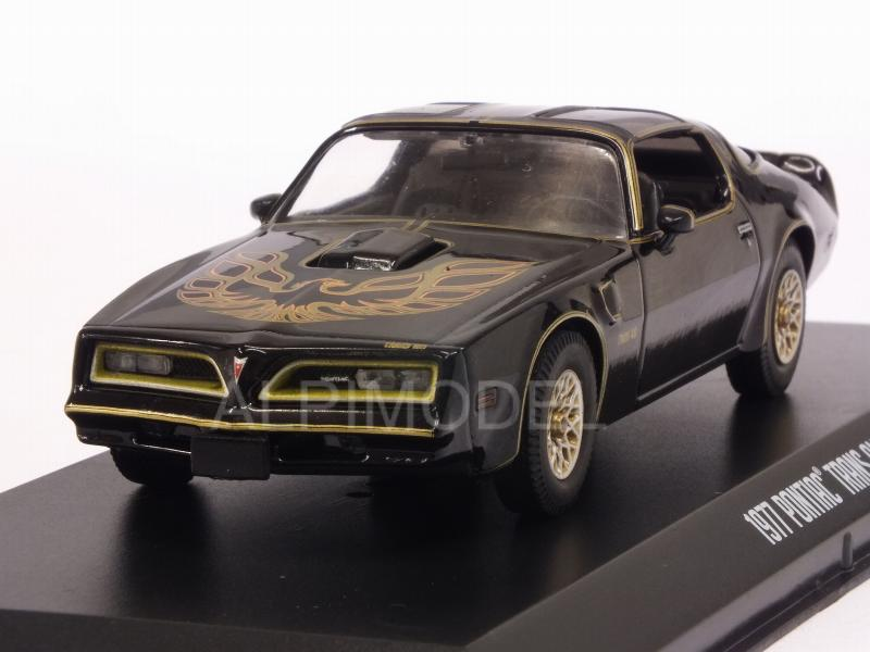 Pontiac TransAm 1977 Smokey and the bandit by greenlight