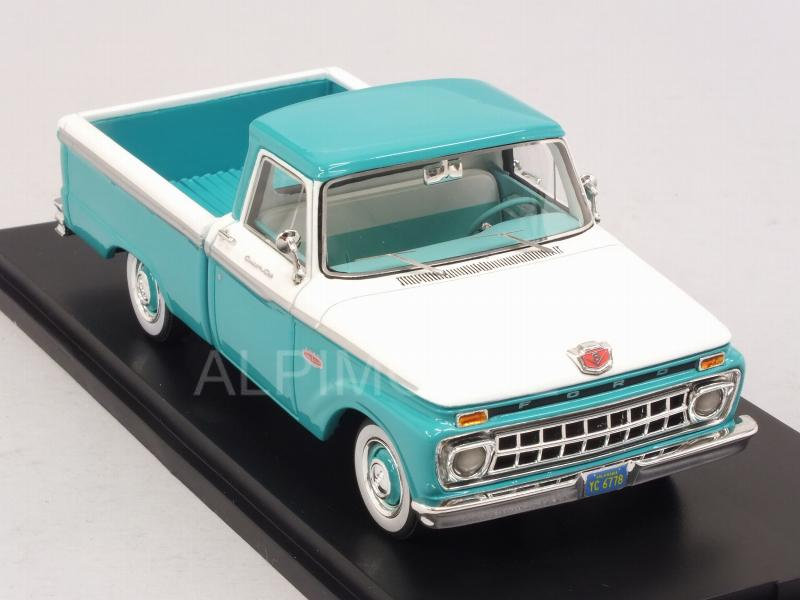 Ford F-100 PickUp 1965 (Tropical Turquoise) - goldvarg