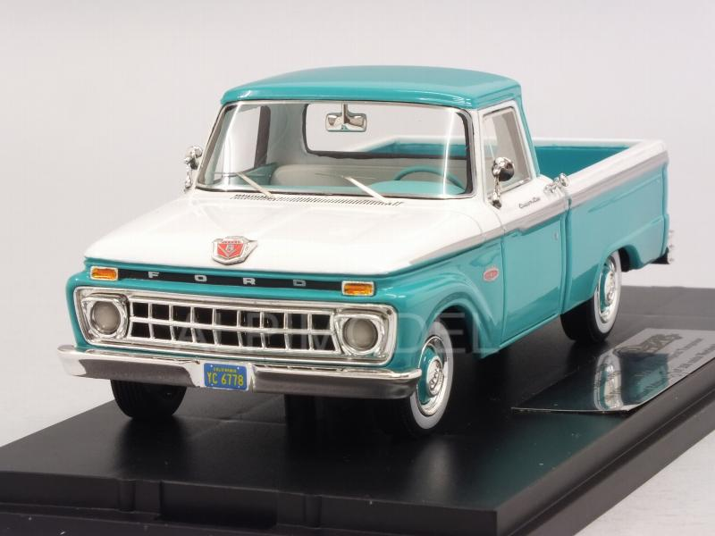 Ford F-100 PickUp 1965 (Tropical Turquoise) by goldvarg