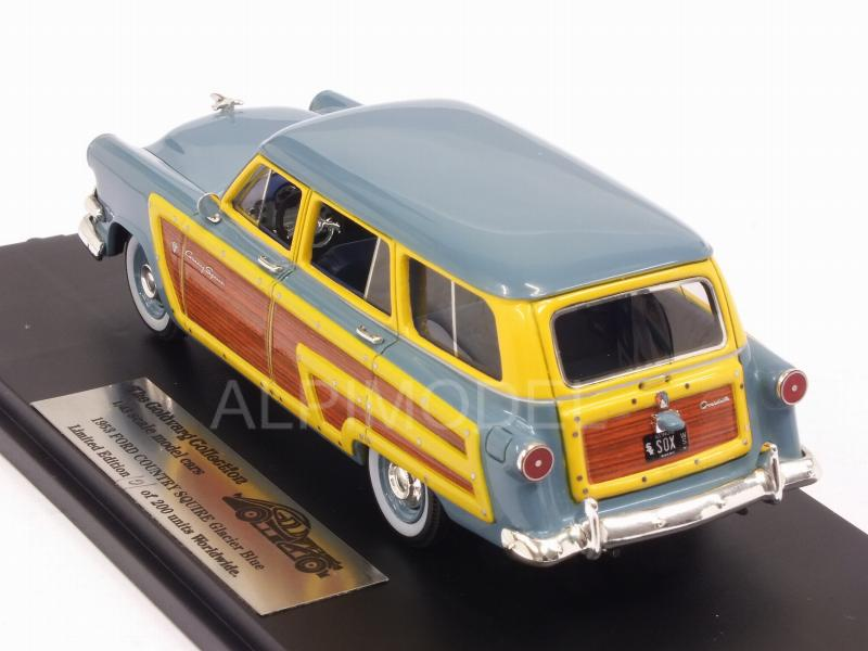 Ford Country Squire 1953 (Glacier Blue) - goldvarg